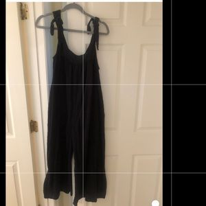 Free people betina jumpsuit size small